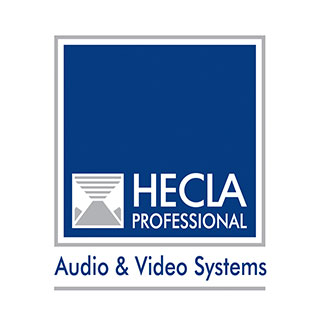 Logo Hecla Professional Audio & Video Systems